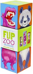 Crocodile Creek blokpuzzel Magnetic Blocks/World Animals