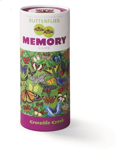 Crocodile Creek 36 Animal Memory - 36 Butterflies