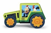 Crocodile Creek  legpuzzel Puzzle & Play/Farm - 24 stukjes-3