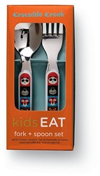 Crocodile Creek Fork & Spoon - Animalia