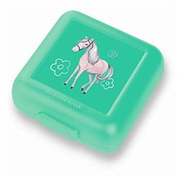 Crocodile Creek lunchbox Paard