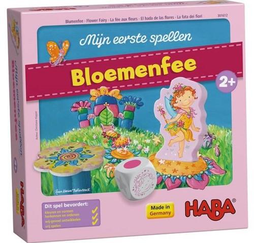 HABA Spel - Mijn eerste spellen - Bloemenfee-1