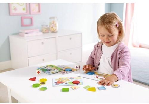 HABA Spel - Mijn eerste spellen - Teddy's kleuren en vormen-3