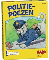 Haba  kaartspel Politiepoezen 301378