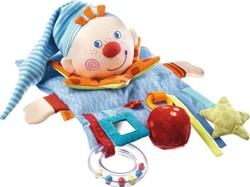Haba box en maxi cosi speelgoed speeltrainer Karel Kaper