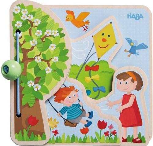 HABA Babyboek De seizoenen-2