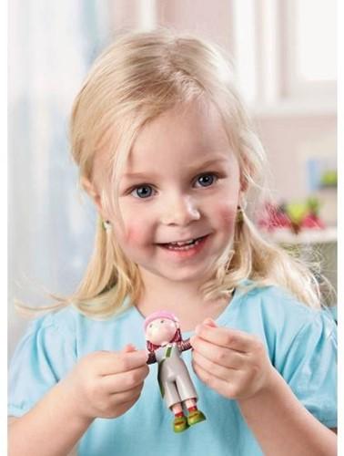 Haba  Little Friends poppenhuis pop Elisa-2