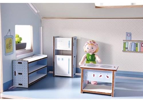 Haba  Little Friends houten poppenhuismeubels Keuken-2