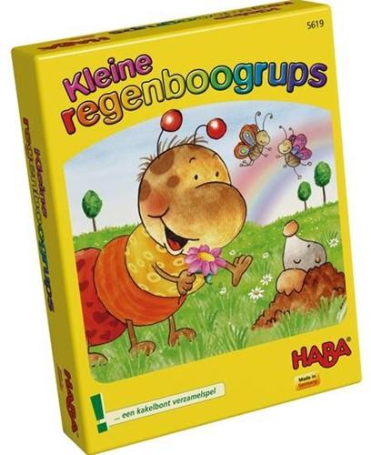 HABA Kaartspel - Kleine regenboogrups (Nederlands)