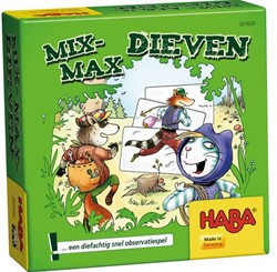 Haba  reisspel Supermini Mix-Max-Dieven 301609