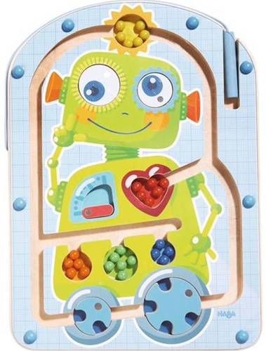 Haba  kinderspel Magneetspel Robot Ron 301474