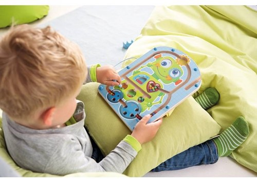 Haba  kinderspel Magneetspel Robot Ron 301474-3