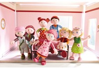 Haba  Little Friends poppenhuis pop Lilli-2