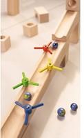 Haba  houten knikkerbaan accessoires Uitbreiding Propellerhelling-3
