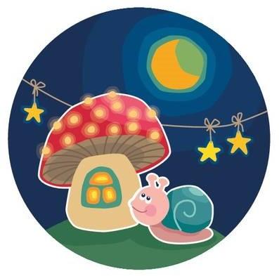 Haba  nachtlampje Droomhuis 301436-3