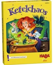 Haba  kaartspel Ketelchaos