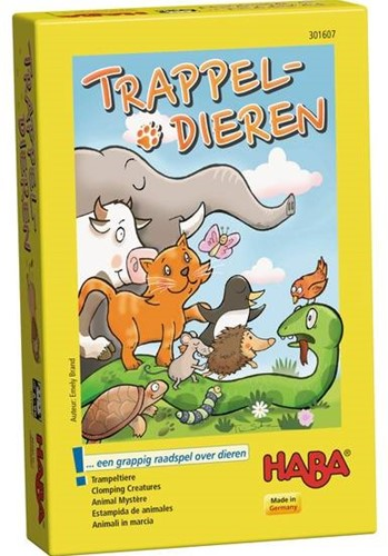 Haba  kinderspel Trappeldieren 301607