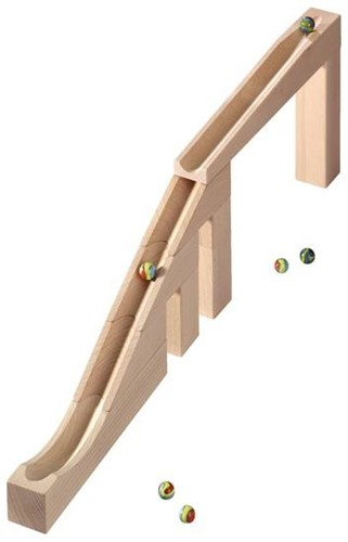 Haba  houten knikkerbaan accessoires Uitbreiding Schans 1098-1