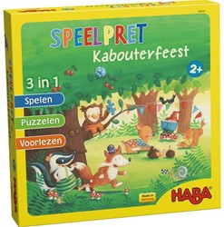 Haba kinderspel Speelpret Kabouterfeest 300787