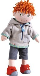 Haba  Lilli and friends knuffelpop Pop Fabian - 34cm