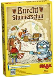 Haba  bordspel Burcht Sluimerschat