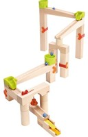 Haba houten knikkerbaan set basisdoos Speed & sound 302331