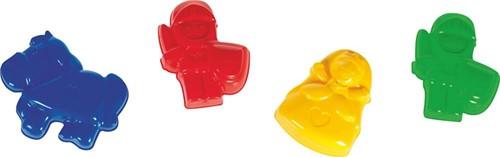 Spielstabil   zandspeelgoed Zandvorm Ridder-Prinses-Paard