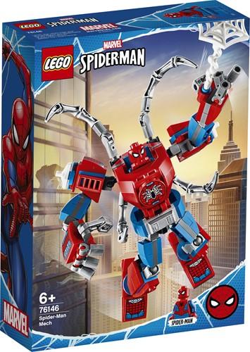 LEGO Marvel Super Heroes Spider-Man Mecha - 76146
