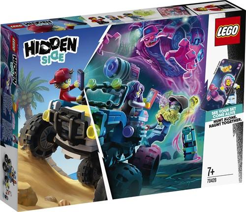 LEGO Hidden Side Jacks strandbuggy - 70428