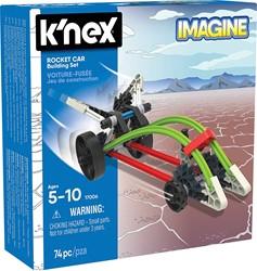 K'nex constructie Raket auto