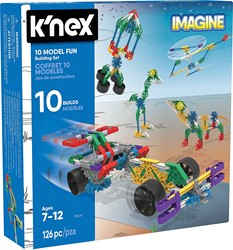 K'nex - constructie - 10 model buildingset