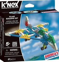 K'nex - Constructie - vliegtuig