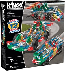 K'nex - constructie - Auto bouwset