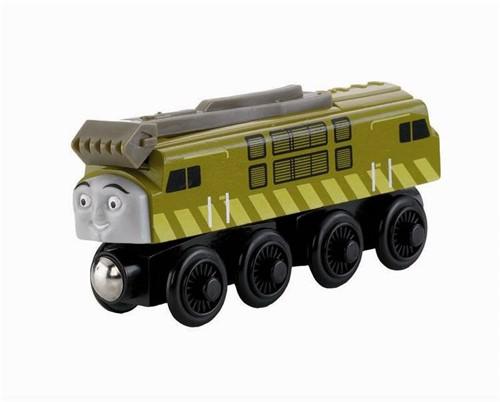 Thomas and Friends  houten trein Thomas Diesel 10