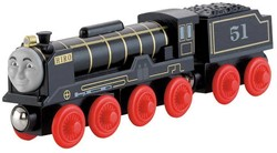 Thomas and Friends  houten trein Hiro trein