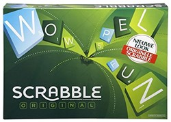 Mattel  dobbelspel Scrabble orginal