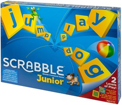 Mattel  kinderspel Scrabble Junior
