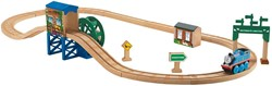 Thomas and Friends  houten trein set Sodor spoorbaan
