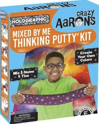 Crazy Aaron's putty cadeauverpakking - Holographic Mixed Kit