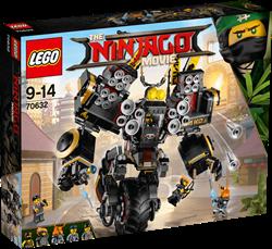 Lego Ninjago Aarschokmecha 70632
