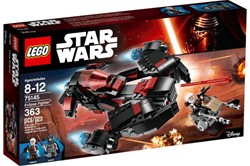 Lego  Star Wars set Eclipse Fighter 75145