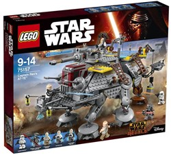 Lego  Star Wars set Captain Rex's AT-T 75157