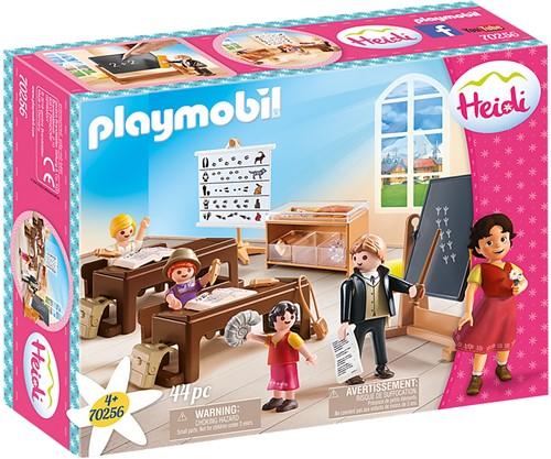 Playmobil Heidi - Heidi op school 70256