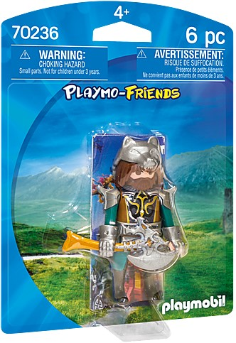 Playmobil PLAYMO-Friends - Wolfskrijger 70236