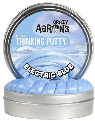 Crazy Aaron's putty Electric Blue