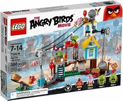 Lego  Angry Birds set Pig City Sloopfeest 75824