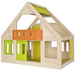 Plan Toys My First dollhouse 7601
