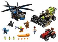 LEGO Super Heroes set Batman scarecrow zaait angst 76054-3