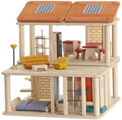 Plan Toys  houten poppenhuis Creative Play house