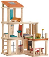 Plan Toys  houten poppenhuis Creative Play house-2